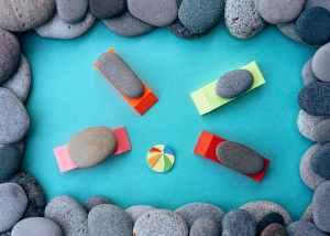 art cobblestone fun harmony
